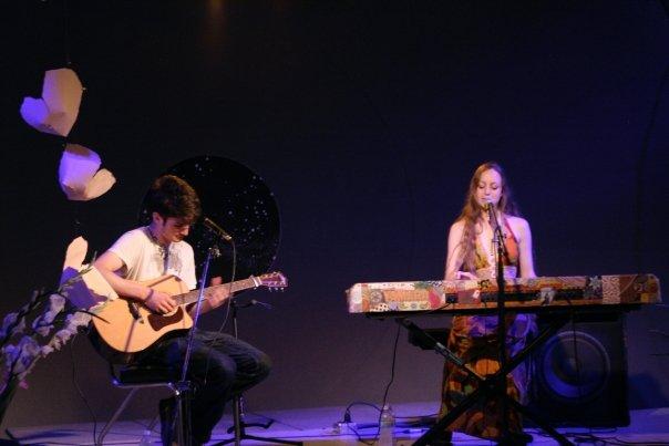 Fisch Haus show