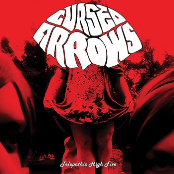 cursed arrows telepathic high five cover