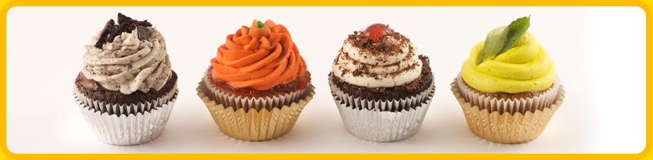 Ms Cupcake's cupcakes