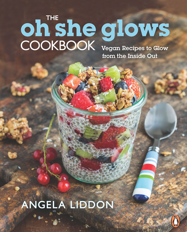 Cover image for Oh She Glows by Angela Liddon