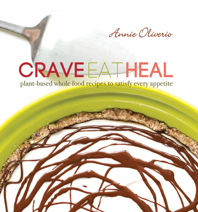 Cover for Crave Eat Heal