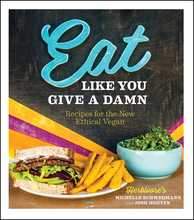 Cover for Eat Like You Give A Damn