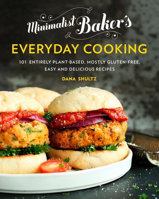 Cover of Minimalist Baker's Everyday Cooking