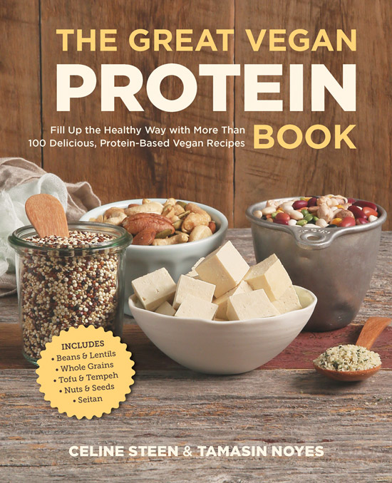 Cover for The Great Vegan Protein Book