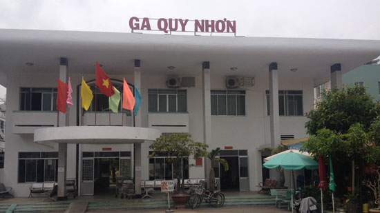 Picture of Quy Nhon train station