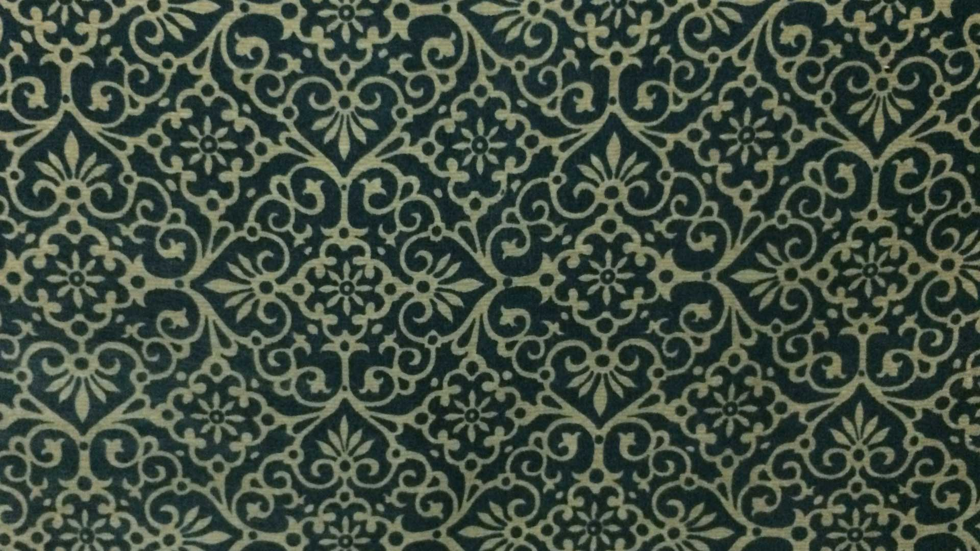 Image contains a patterned background.